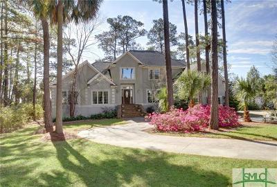 Savannah Single Family Home For Sale: 55 Mulberry Bluff Drive