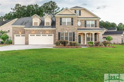 Pooler Single Family Home For Sale: 668 Wyndham Way
