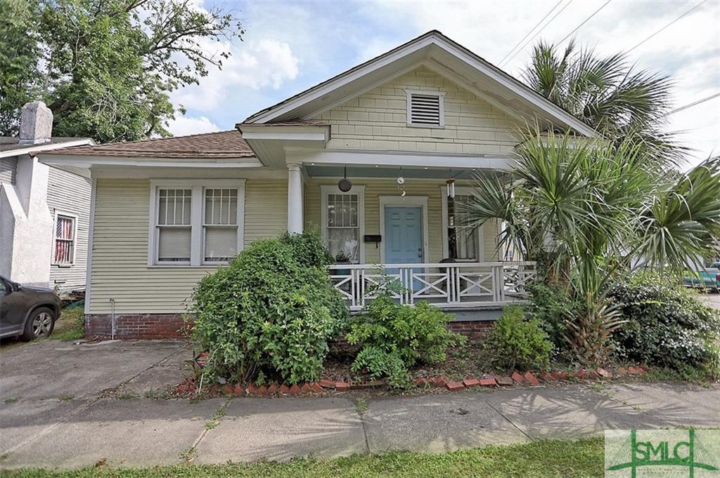 801 37Th, Savannah, GA, 31401, Historic Savannah Home For Sale