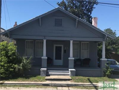 Savannah Single Family Home Active Contingent: 13 W 60th Street
