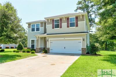 Single Family Home For Sale: 413 Plantation Place