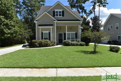 Richmond Hill Single Family Home For Sale: 120 Tupelo Trail