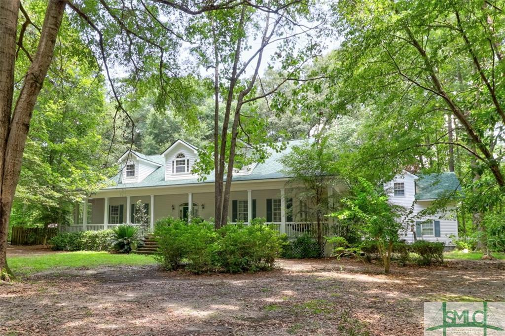 1490 Old Augusta, Clyo, GA, 31303, Clyo Home For Sale