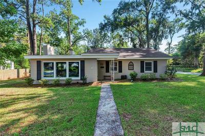 Single Family Home For Sale: 1650 E Duffy Street