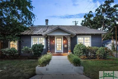 Single Family Home For Sale: 801 Maupas Avenue