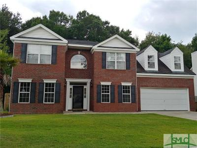 Richmond Hill Single Family Home For Sale: 65 Shady Hill Circle
