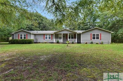 Single Family Home For Sale: 3534 Blue Jay Road