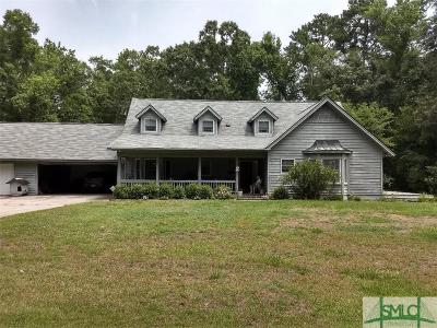 Savannah Single Family Home For Sale: 134 Wild Heron Road
