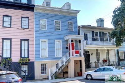 Savannah Multi Family Home For Sale: 505 E McDonough Street