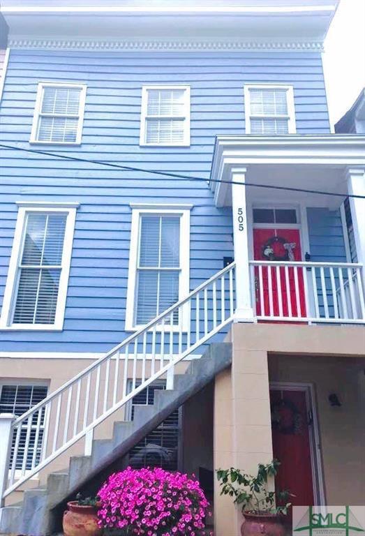 505 Mcdonough, Savannah, GA, 31401, Historic Savannah Home For Sale