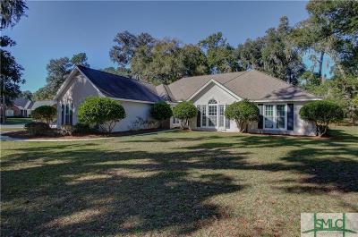 Savannah Single Family Home For Sale: 140 Farringdon Court