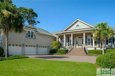 Savannah Single Family Home For Sale: 5 Salt Meadow Court