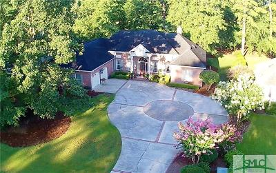 Single Family Home For Sale: 315 Wedgefield Crossing