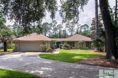 Savannah Single Family Home For Sale: 38 Wiley Bottom Road