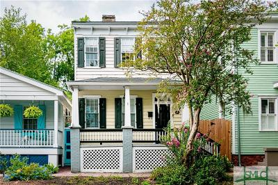 Single Family Home For Sale: 537 E Gwinnett Street