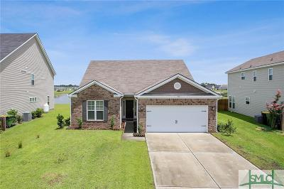 Savannah Single Family Home For Sale: 212 Lakepointe Drive