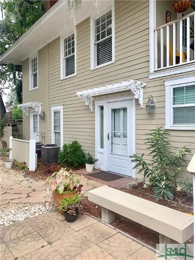 Savannah Condo/Townhouse For Sale: 1010 E Victory Drive #E-1