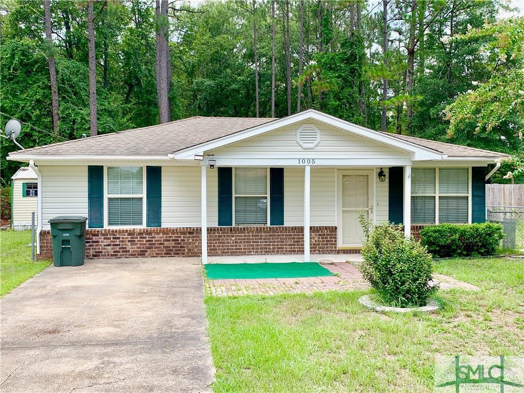 1005 Ogeechee, Hinesville, GA, 31313, Hinesville Home For Sale