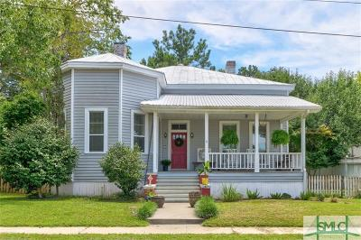 Single Family Home For Sale: 110 Lynn Bonds Avenue