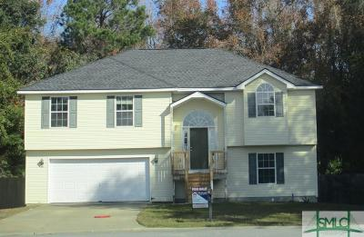 Midway Single Family Home For Sale: 39 Carolina Ash Court
