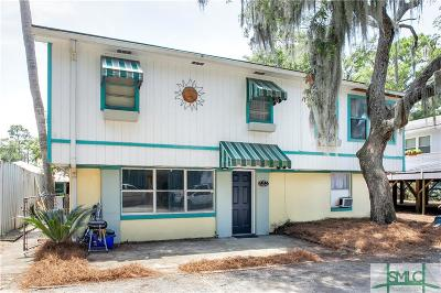 Tybee Island Multi Family Home For Sale: 5 Kingry Street