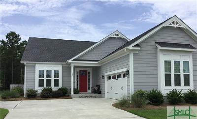 Pooler Single Family Home For Sale: 107 Oakdene Road