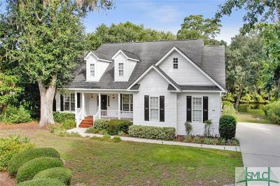 Savannah Single Family Home For Sale: 1515 Walthour Road
