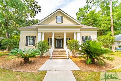 Savannah Single Family Home For Sale: 114 Samuel Lyon Way