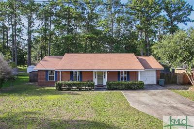 Single Family Home For Sale: 605 Windhaven Drive