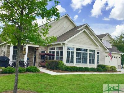 Pooler Condo/Townhouse For Sale: 141 Kingfisher Circle