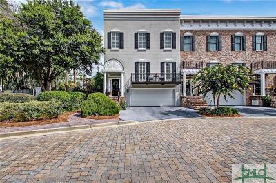 Savannah Condo/Townhouse For Sale: 7 Paddington Circle