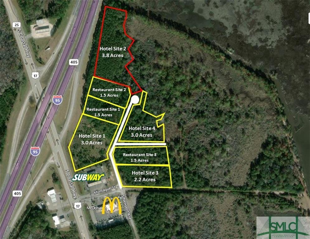 Hotel 2 South Newport, Riceboro, GA, 31323, Riceboro Home For Sale