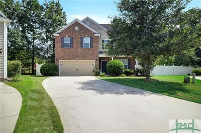 Pooler Single Family Home For Sale: 95 Coopers Lane