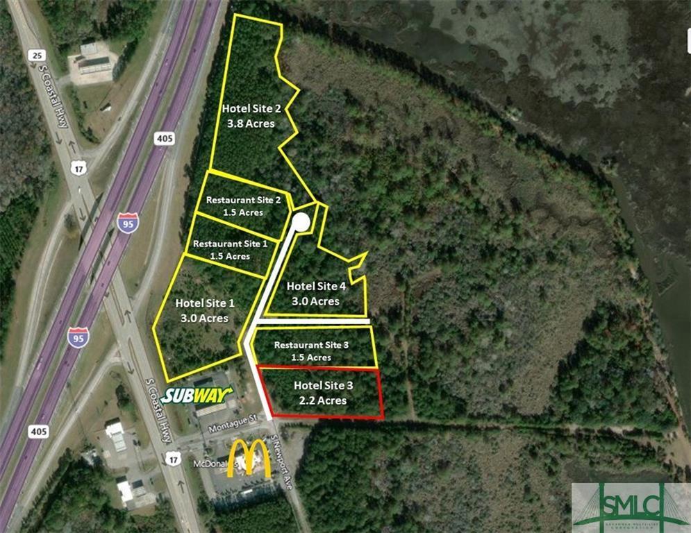 Hotel 3 South Newport, Riceboro, GA, 31323, Riceboro Home For Sale