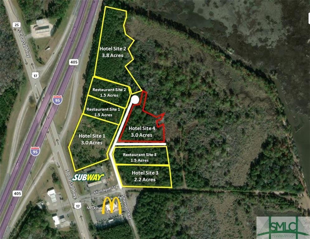 Hotel 4 South Newport, Riceboro, GA, 31323, Riceboro Home For Sale