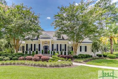 Pooler Single Family Home For Sale: 109 Grand View Drive