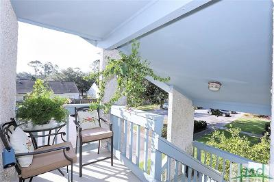Savannah GA Condo/Townhouse For Sale: $215,900