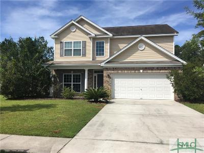 Single Family Home For Sale: 821 Granite Lane