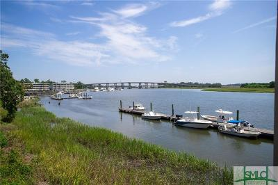 Savannah Condo/Townhouse For Sale: 3005 River Drive #202