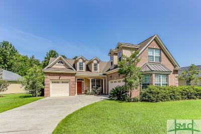 Pooler Single Family Home For Sale: 108 Tahoe Drive