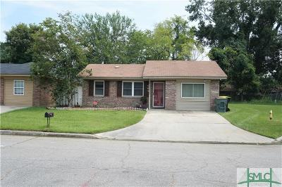 Savannah Single Family Home For Sale: 202 Tech Drive