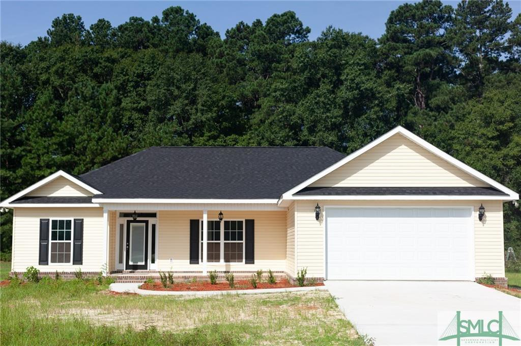 130 Shiloh, Brooklet, GA, 30415, Brooklet Home For Sale