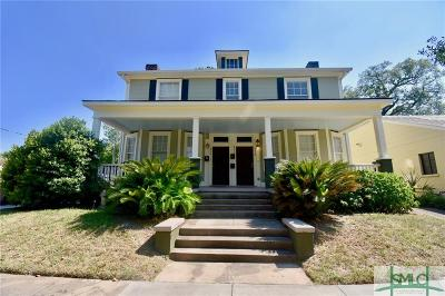 Savannah Condo/Townhouse For Sale: 315 E 38 Street #Duplex A
