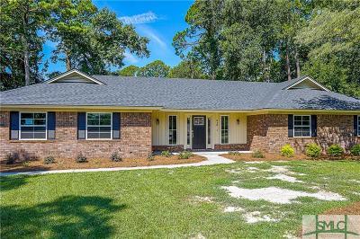 Savannah Single Family Home For Sale: 213 Quarterman Drive