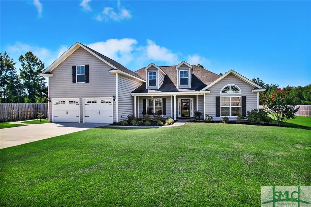 70 Saddlebrush, Ellabell, GA, 31308, Ellabell Home For Sale