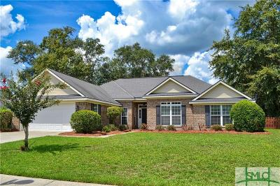 Bloomingdale Single Family Home For Sale: 604 Ballaststone Circle
