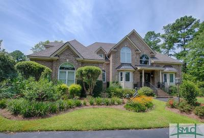 Bloomingdale Single Family Home For Sale: 207 Cypress Lakes Landing
