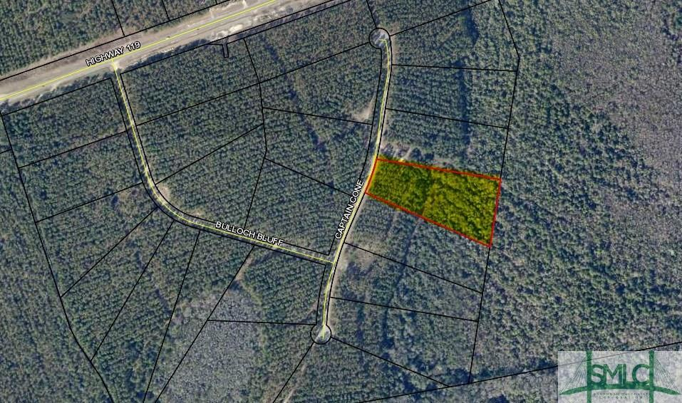 0 Captain Cone Lot#13, Brooklet, GA, 30415, Brooklet Home For Sale