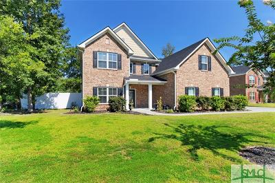 Rincon Single Family Home For Sale: 207 Lockner Drive