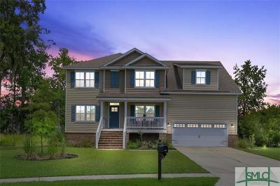 Savannah Single Family Home For Sale: 103 Live Oak Way